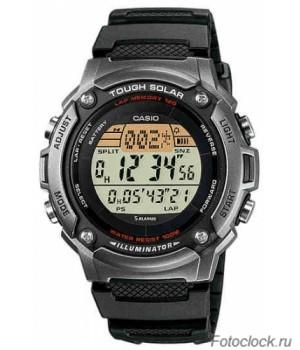Ремешок для часов Casio W-S200H-1A / W-S210H-1A