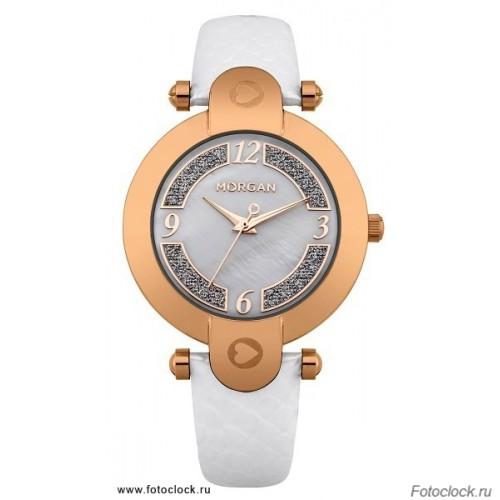 Женские наручные fashion часы Morgan M1134WRGBR