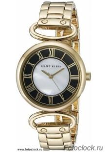 Женские наручные fashion часы Anne Klein 2122BKGB / 2122 BKGB