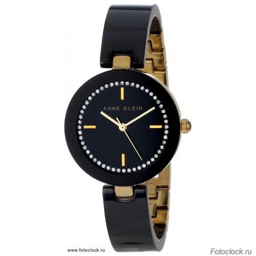 Женские наручные fashion часы Anne Klein 1314BKBK / 1314 BKBK