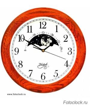 Настенные часы Vostok H-12114-5 / Восток Н-12114-5