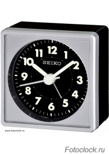 Кварцевый будильник Seiko QHE083S / QHE083SN