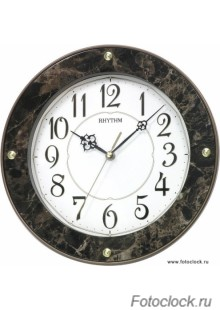 Часы настенные Rhythm CMG460NR06