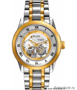 Наручные часы Bulova 98A123