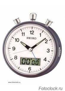 Кварцевый будильник Seiko QHE114L / QHE114LN