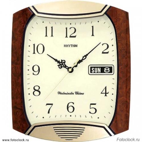 Часы настенные Rhythm 4FH624WR06