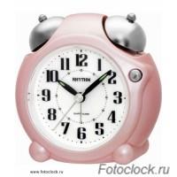 Кварцевый будильник Rhythm CRA823NR13