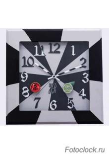 Часы настенные Фабрика Времени D45-547
