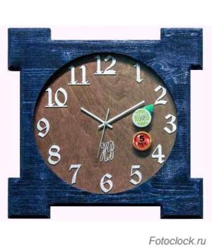 Часы настенные Фабрика Времени D50-308