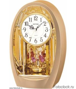 Часы настольные Rhythm 4RH742WD82