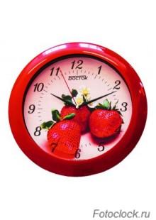 """Часы настенные Восток """"Кухонные"""" ЧНЭМ-2-19-3"""