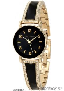 Женские наручные fashion часы Anne Klein 1028BKGB / 1028 BKGB