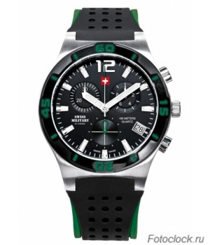 Швейцарские часы Swiss Military by Chrono SM 34015.07 / 20072ST-1RUB/G