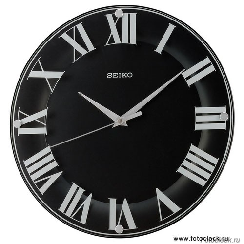 Часы настенные Seiko QXA445T / QXA445TN
