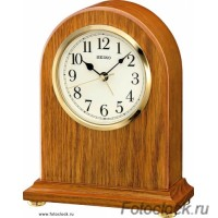 Часы настольные Seiko QXE031B / QXE031BL