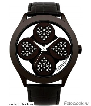 Женские наручные fashion часы Morgan M1133BBBR