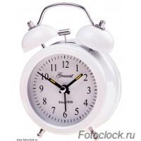 Кварцевый будильник Гранат PK123-11