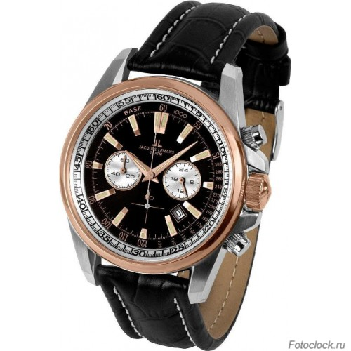 Австрийские часы Jacques Lemans 1-1117MN