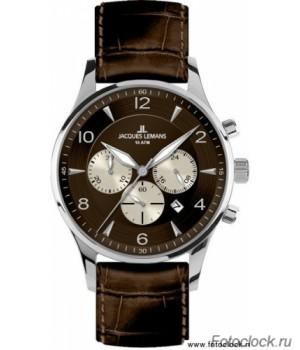 Австрийские часы Jacques Lemans 1-1654D
