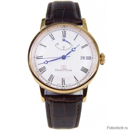 Японские наручные механические часы Orient Star SEL09002W / EL09002W