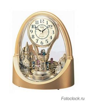 Часы настольные Rhythm 4RH737WD18