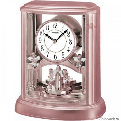 Часы настольные Rhythm 4RH741WS13