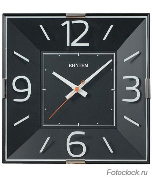 Часы настенные Rhythm CMG493NR02