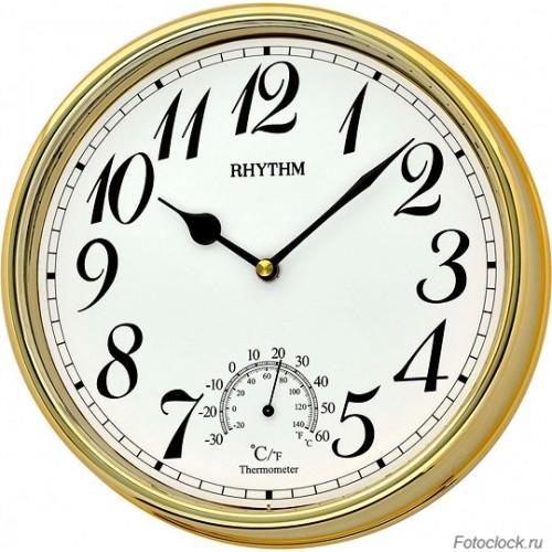 Часы настенные Rhythm CMG776NR18