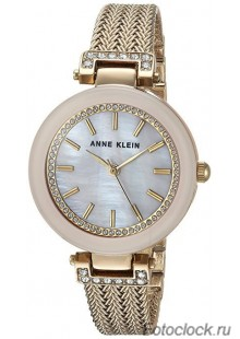 Женские наручные fashion часы Anne Klein 1906PMGB / 1906 PMGB