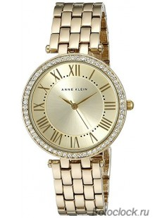 Женские наручные fashion часы Anne Klein 2230CHGB / 2230 CHGB