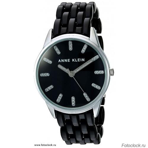 Женские наручные fashion часы Anne Klein 2617BKSV / 2617 BKSV