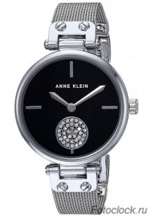 Женские наручные fashion часы Anne Klein 3001BKSV / 3001 BKSV