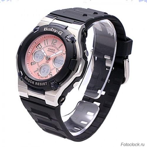 Ремешок для часов Casio BGA-110-1B (10333980)