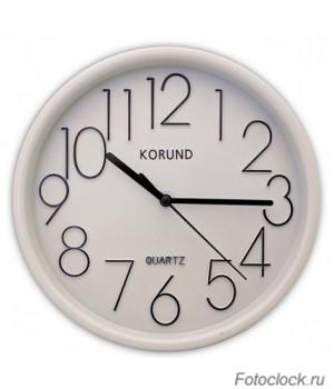 Настенные часы Korund KJ860W