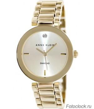 Женские наручные fashion часы Anne Klein 1362CHGB / 1362 CHGB