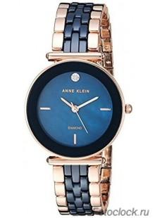 Женские наручные fashion часы Anne Klein 3058NVRG / 3158 NVRG
