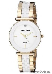 Женские наручные fashion часы Anne Klein 3058WTGB / 3158 WTGB