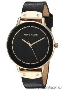 Женские наручные fashion часы Anne Klein 3224BKBK / 3224 BKBK
