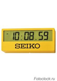 Часы настольные Seiko QHL073Y / QHL073YN