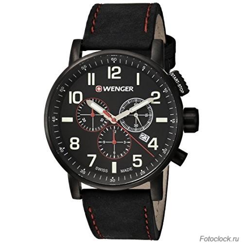 Швейцарские наручные часы Wenger 01.0343.104