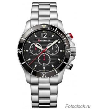 Швейцарские наручные часы Wenger 01.0643.109