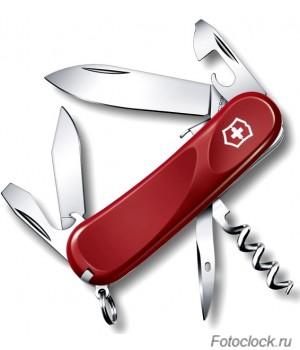 Нож перочинный Victorinox Evolution S101 2.3603.SE