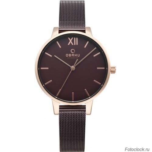 Наручные часы Obaku V209LXVNMN