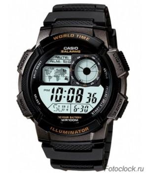 Ремешок для часов Casio AE-1000W-1