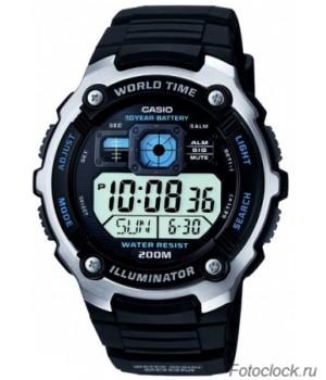 Ремешок для часов Casio AE-2000 / AE-2100 / WV-200