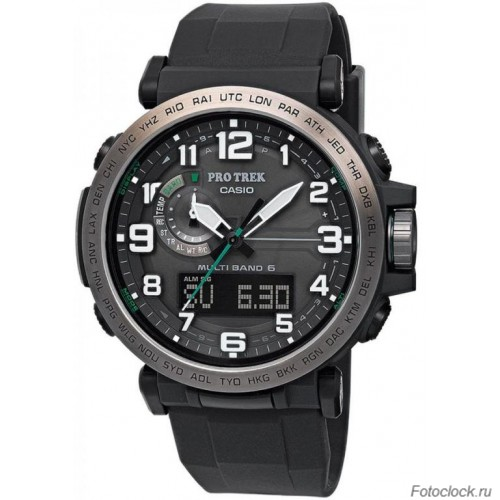 Ремешок для часов Casio PRW-6600Y-1 (10552479)