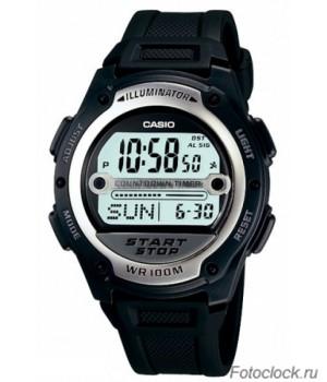 Ремешок для часов Casio W-756-1A