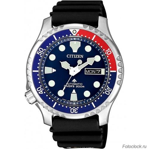 Наручные часы Citizen NY0086-16LE