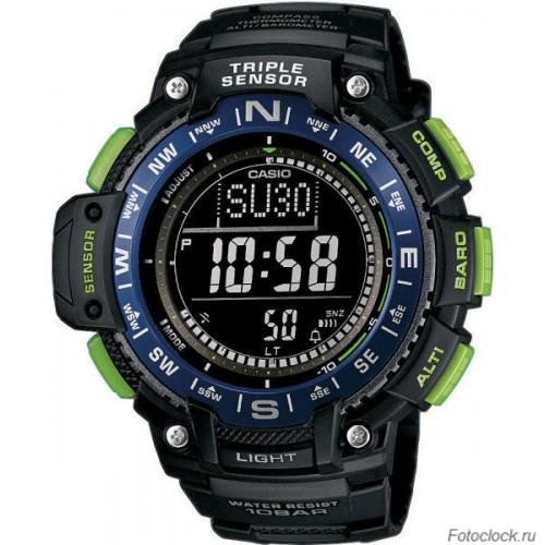 Ремешок для часов Casio SGW-1000-2B (10500705)