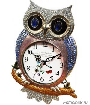 Часы настольные Kairos TB027 GB сова